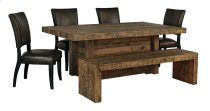 Sommerford - Brown 6 Piece Dining Room Set Product Image