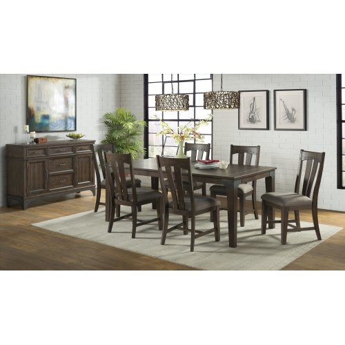 Whiskey River Dining Table