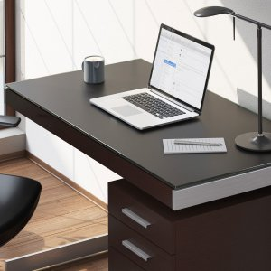 Bdi FurnitureCompact Desk 6003 in Environmental