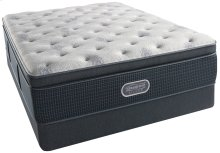 BeautyRest - Silver - Charcoal Bay - Luxury Firm - Summit Pillow Top - Queen