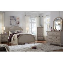 Emma Complete Arched Panel Bed, Twin 3/3