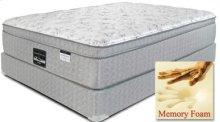 """Comfortec Collection - Claridge - 15"""" Euro Box Top - Queen"""
