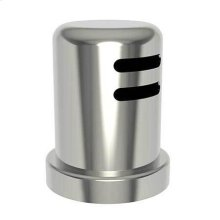 Polished Nickel - Natural Air Gap Cap