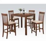5pc Pk Counter H.DINING Set @n Product Image
