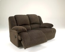 Toletta Reclining Loveseat - Chocolate Collection