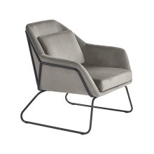 Watts Armchair - Grey