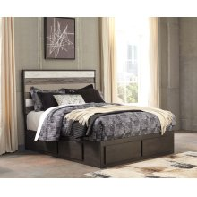 Micco - Multi 5 Piece Bed Set (Queen)