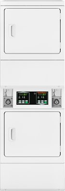 Stack Electric Dryer - Coin-Operated Product Image