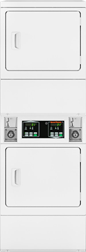 Stack Gas Dryer - Coin-Operated