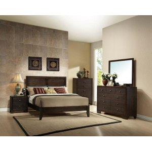 KIT- MADISON QUEEN BED