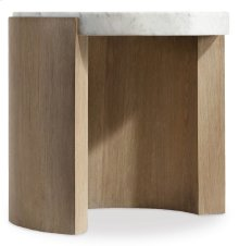 Living Room Curata Round End Table