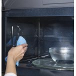 GE ®1.9 Cu. Ft. Over-The-Range Sensor Microwave Oven With Recirculating Venting
