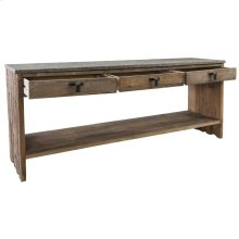 Ellen 3Dwr Console Table
