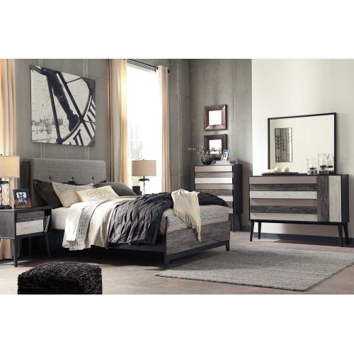 Micco - Multi 3 Piece Bed Set (Queen)