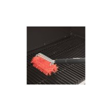 Triple Nylon Bristle Grill Brush