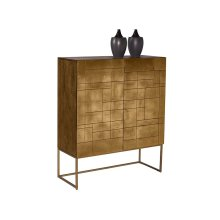 Sage Highboard - Gold