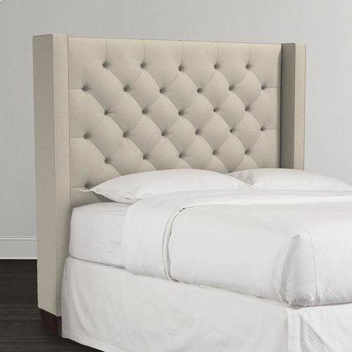 Custom Uph Beds Santa Cruz King Arched Bed