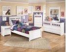 Zayley - White 6 Piece Bedroom Set Product Image