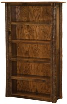 Barnwood Medium Bookshelf - Hickory Legs Product Image