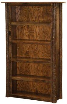 Barnwood Small Bookshelf - Hickory Legs