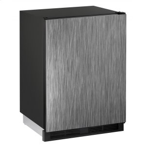 """U-Line1000 Series 24"""" Refrigerator/freezer With Integrated Solid Finish and Field Reversible Door Swing (115 Volts / 60 Hz)"""