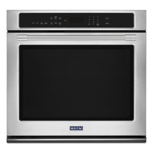 27-Inch Wide Single Wall Oven With True Convection - 4.3 Cu. Ft. -
