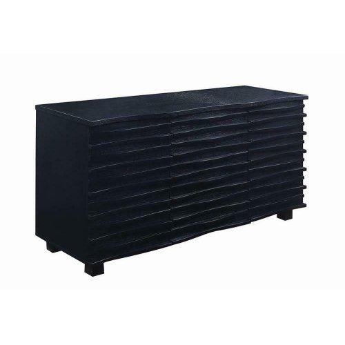 Stanton Contemporary Black Server