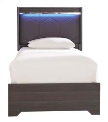 Annikus - Gray 3 Piece Bed Set (Twin)