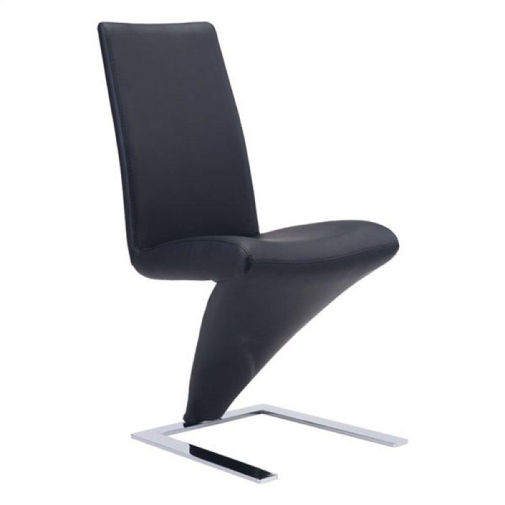 Herron Dining Chair Black