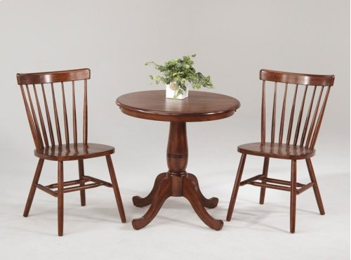 Round Pedestal Table