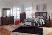 Strenton - Brown 4 Piece Bedroom Set