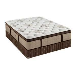 Stearns & Foster Estate Collection - Oak Terrace V - Luxury Plush - Euro Pillow Top - Queen - Mattress Only