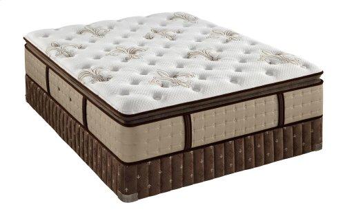 Estate Collection - Oak Terrace V - Luxury Plush - Euro Pillow Top - Twin XL - Mattress Only