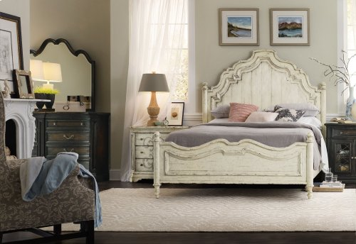 Bedroom Auberose King Panel Bed