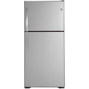 GE  ®ENERGY STAR® 19.2 Cu. Ft. Top-Freezer Refrigerator