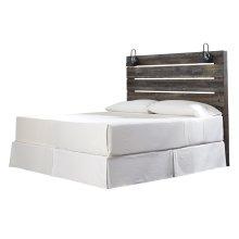 Drystan - Multi 5 Piece Bed Set (King)