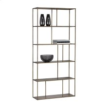 Eiffel Bookcase - Gold