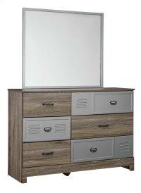 McKeeth - Gray 2 Piece Bedroom Set Product Image