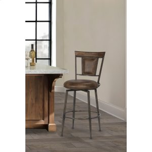 Hillsdale FurnitureDanforth Commercial Swivel Counter Height Stool