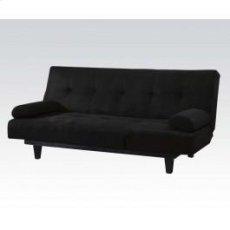 Black Adjustable Sofa Product Image