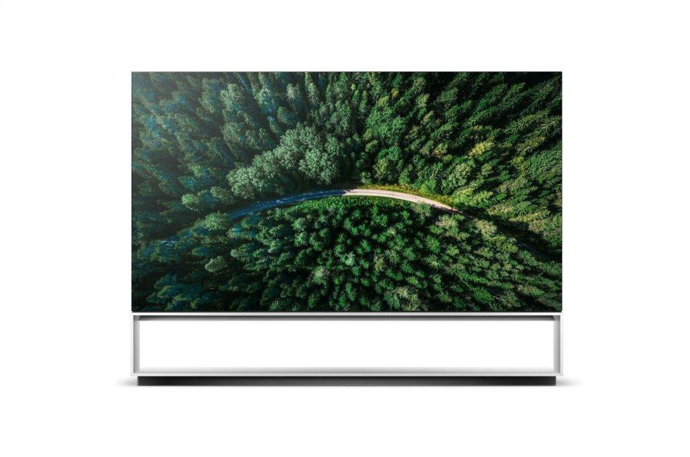 LG SIGNATURE Z9 88 inch Class 8K Smart OLED TV w/AI ThinQ(R) (87.6