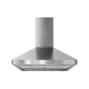 "Amana24"" Wall-Mount Canopy - Stainless Steel"