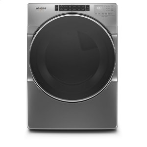 7.4 cu. ft. Front Load Electric Dryer with Steam Cycles -