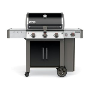 WeberGenesis II LX E-340 Gas Grill Black Natural Gas