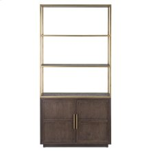 Madrid 2Dr Bookcase
