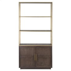 Madrid 2Dr Bookcase Product Image