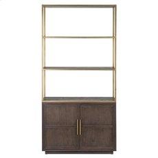 Madrid 2Dr Bookcase Product Image
