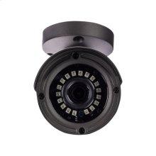 Mini Bullet Camera Wide View 1080P - Grey