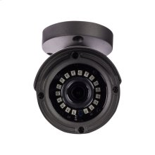 Mini Bullet Camera Wide View 1080P - Grey