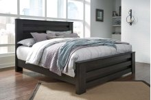 Brinxton - Black 3 Piece Bed Set (King)